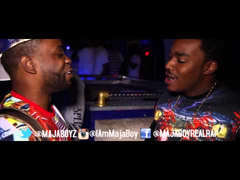 Majaboy Feat. Young Breed of MMG: On This Corner. Performed at King of Diamonds.