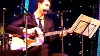 Darius singing ' Caledonia' at The Burns Festival, Ayr, 2010