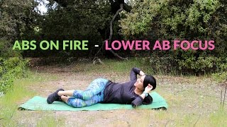 Total Ab Workout: 11 Minute Lower Abs by Kelsey Lee