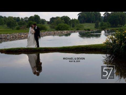 Devon and Mike Wedding Day Teaser