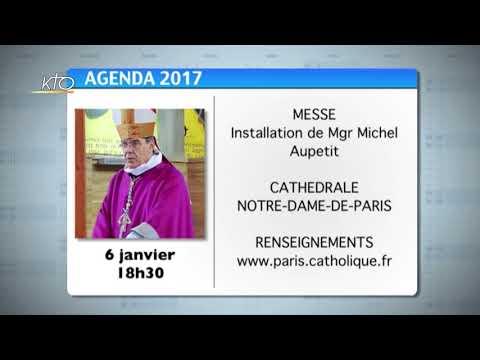 Agenda du 15 décembre 2017