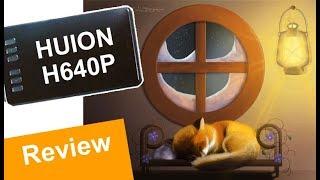 Test HUION H640P Grafiktablet [DEUTSCH / GERMAN] Werbung