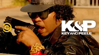 A Different Kind of Drive-By - Key & Peele