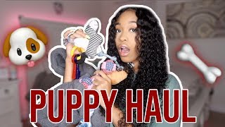 PUPPY HAUL | The Essentials 🐶❤️