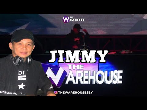 DJ JIMMY LIVE THE WAREHOUSE (SENIN, 9-12-2019)