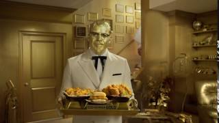 KFC: A new colonel introduces Georgia Gold