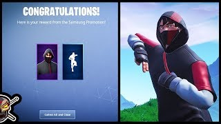 *NEW* IKONIK Skin Review in Fortnite