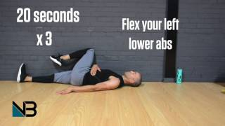 Your New Daily Core Workout | Killer ABS | 20 Minutes | by NateBowerFitness