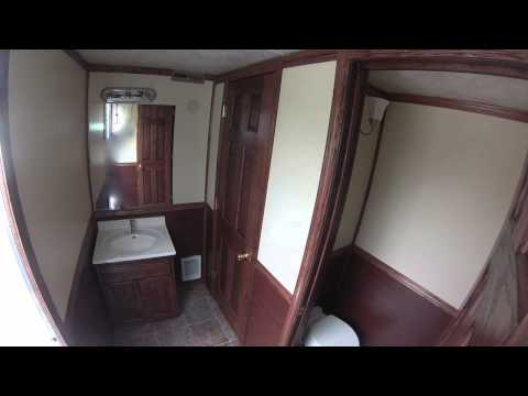Portable Restrooms Trailer | Luxury Series 5 Station | Portable Restroom Trailer For Sale | Rentals