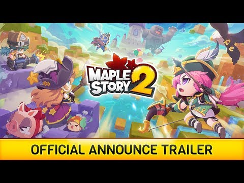 MapleStory 2 Heading Westward with Closed Beta Starting May 9th