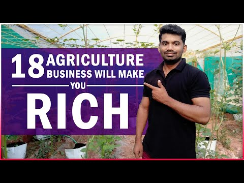, title : '18 Most likely AGRICULTURE Business That Make you RICH | Most Profitable Agriculture Farming
