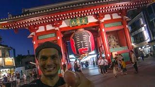 Tokyo's Living Night Museum Walk & Tour | Asakusa