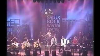 Titãs acústico - Os cegos do castelo - Kaiser Bock Winter Festival 1997