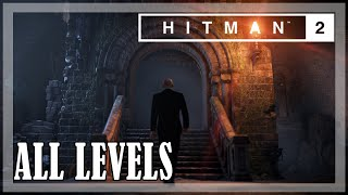 Hitman 2   All Missions | Full Game, Silent Assassin