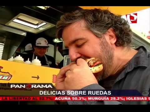 Delicias sobre ruedas: los 'foodtrucks' invaden las calles de Lima (1/2)