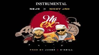 Ñejo Ft. Nicky Jam – Mi Ex - INSTRUMENTAL - Remake