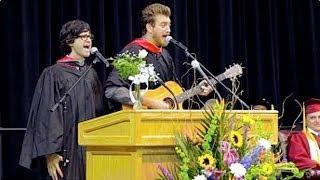 HS Graduation Speech - Rhett & Link