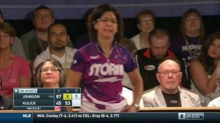 PWBA Bowling US Women's Open 08 07 2016 (HD)