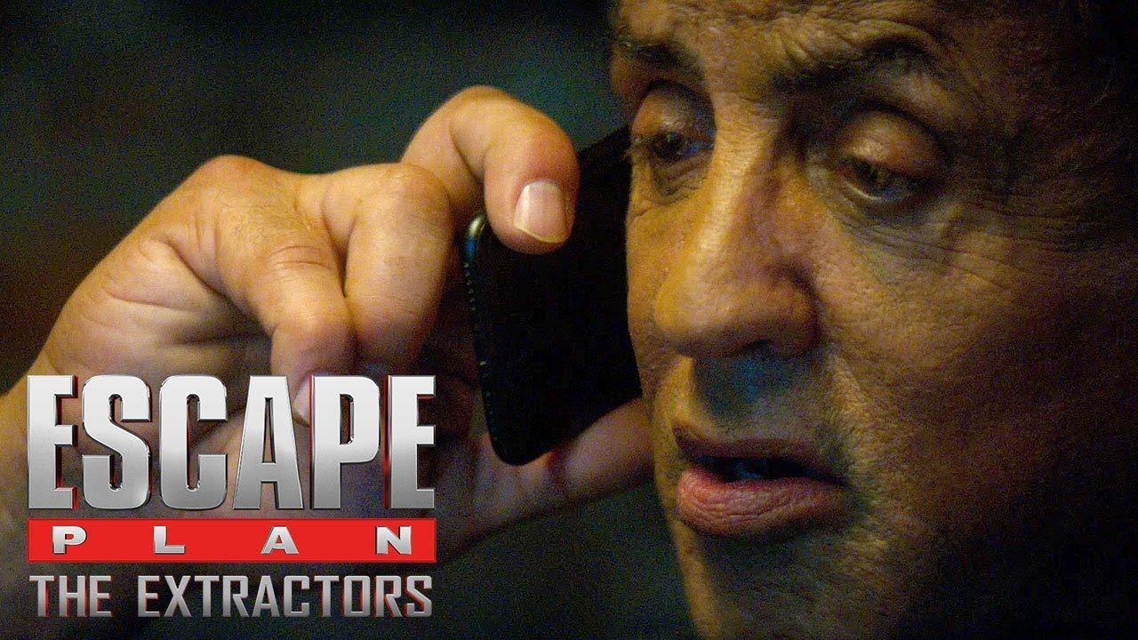 >Escape Plan: The Extractors (2019) Official Teaser Trailer - Sylvester Stallone, Dave Bautista