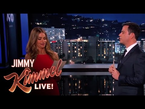 Sofia Vergara And Jimmy Kimmel Read Mean Internet Comments Mp3