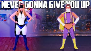 Just Dance | NEVER GONNA GIVE YOU UP - Rick Astley | Gameplay