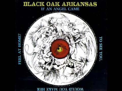 Black Oak Arkansas - Full Moon Ride.wmv