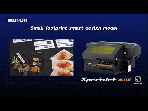 Direct to Object Printing with Mutoh's XpertJet 661UF