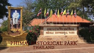Phimai Historical Park Thailand –  Randy Pike – 2020