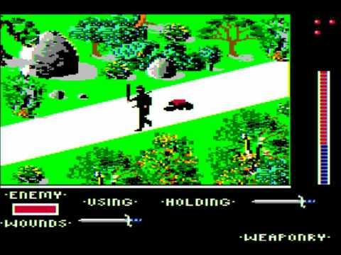 Last Ninja 2 : Back with a Vengeance Wii