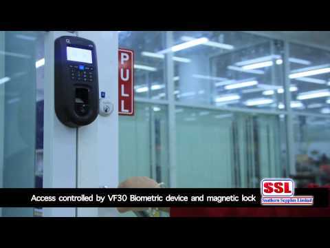 VF30 Biometric Device Southern Supplies Limited