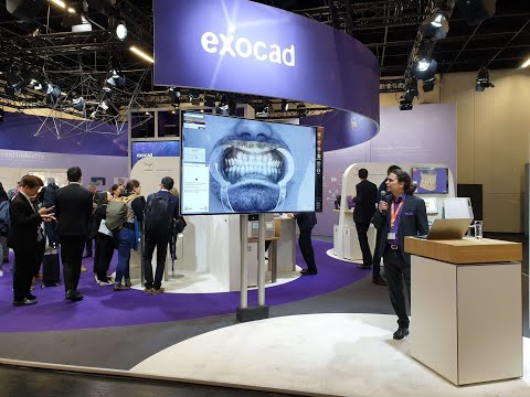 "exocad @IDS 2019: ""What's new and upcoming"" — presentation by our CEO Tillmann Steinbrecher"