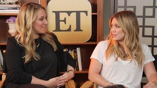 Hilary Duff On Being A First Time Mom Its Really Kind Of A Lonely Place To Be