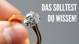 Tipps für den Diamantenkauf! - Darauf solltest du achten! | DEUTSCH | thewristguy.