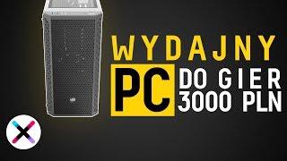 Najlepszy PC DO GIER Za 3000 PLN 🔥🔥🔥 | Test Konfiguracji Z I5 9400F + GTX1660