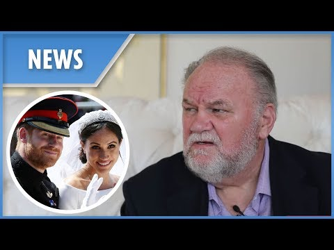 EXCLUSIVE: Thomas Markle's message for the Royal Family