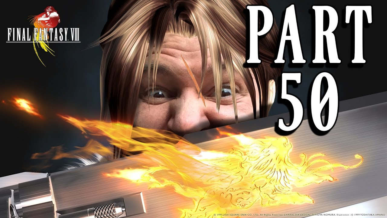 Final Fantasy VIII – Part 50: Spaaaace