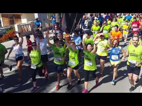 Vídeo Salida 4a Cursa El Masnou Sansi 29/05/16