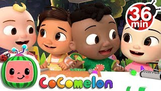 The Hello Song + More Nursery Rhymes & Kids Songs - CoComelon