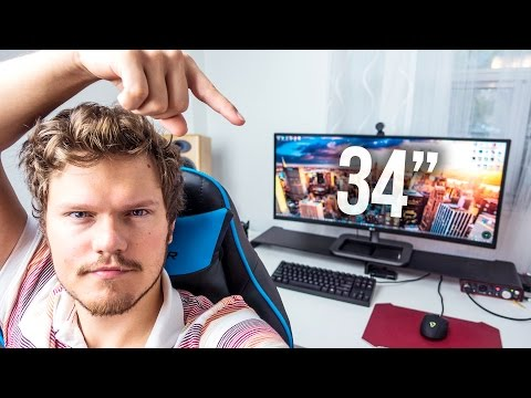 LG 34″ Ultrawide IPS Monitor Review – The Best Monitor for Multitasking!