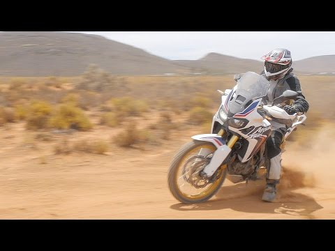Africa Twin For The Win! 2016 Honda CRF1000L Africa Twin Review | On Two Wheels