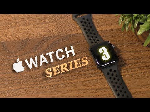 Apple Watch Series 3 (GPS) Review | Nike+ Space Gray Edition