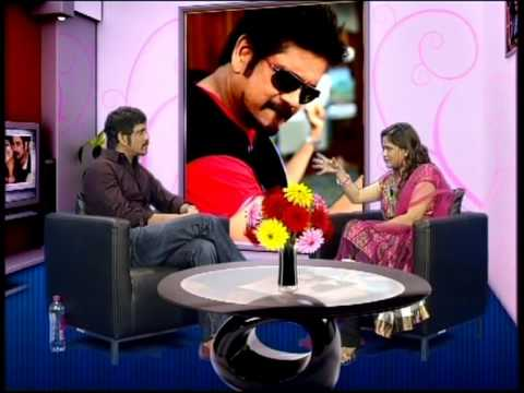 Nagarjuna Interview on Greeku Veerudu Part 1