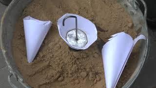 Формы для литья рыболовных кормушек