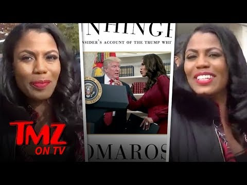 [TMZ] Omarosa Claims President Trump Plotted for Years Against CNN's Acosta