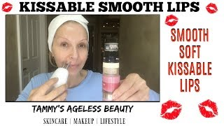 Anti Aging Our Lips | WHAT TO DO |  PLUMP | SMOOTH | FIRM #aginglips