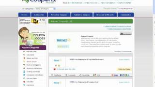 How To Use Walmart Coupon Codes