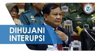 Nilai Sektor Pertahanan Merupakan Isu Sensitif, Prabowo Pilih Bungkam Soal Anggaran Rp131 Triliun
