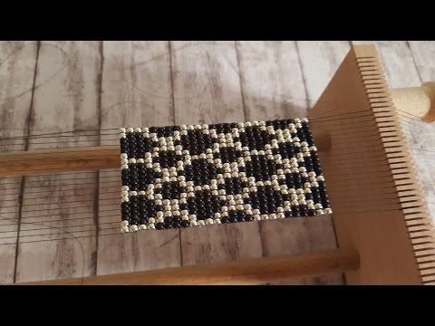 DIY Tutorial Come creare un bracciale in perline col telaio