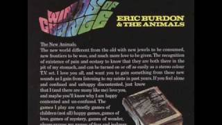 ERIC BURDON & THE ANIMALS:WINDS OF CHANGE