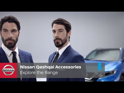 New Qashqai - The range of Accessories